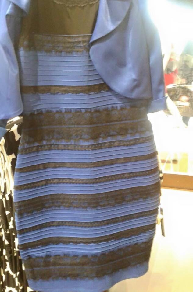 Surprising Polarization Of Dress Colour Debate Worldview